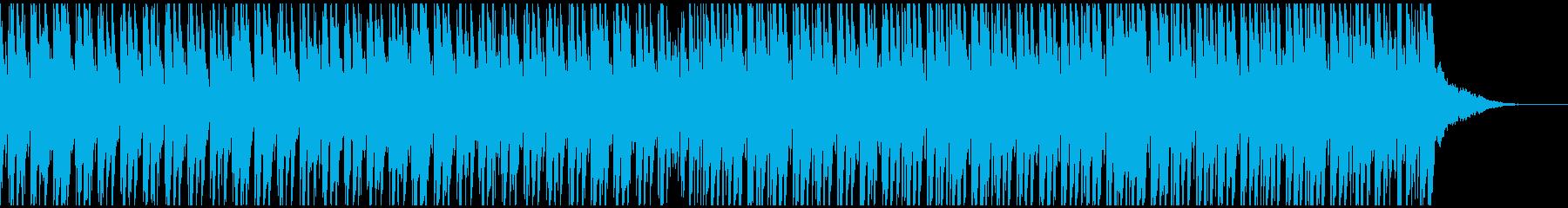 サマーファン(ミディアム)の再生済みの波形