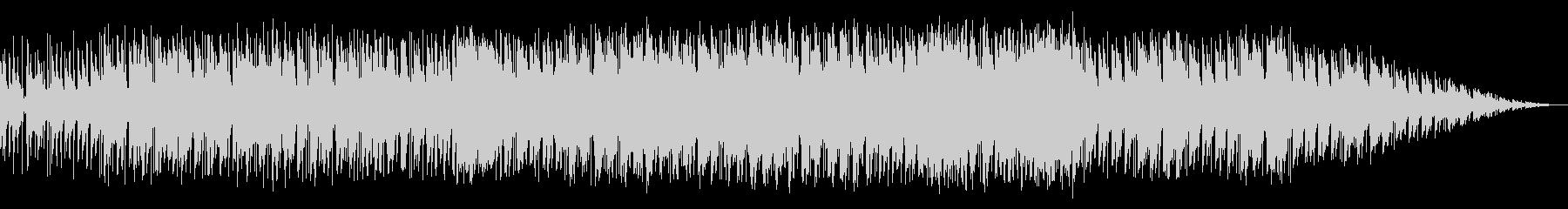 メルヘン映画のサウンドトラックver.2の未再生の波形
