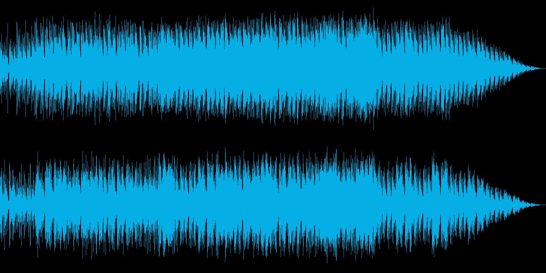 メルヘン映画のサウンドトラックver.2の再生済みの波形