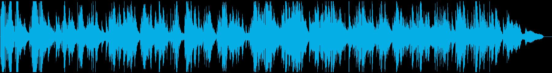 極太メロウな低音サックスのソフトジャズの再生済みの波形