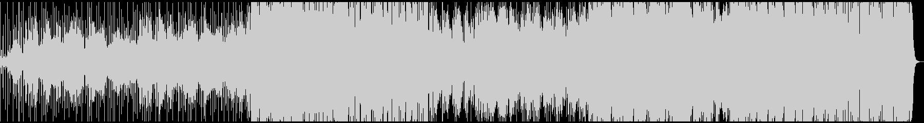 女性ボーカルのポップ/エレクトロニ...の未再生の波形