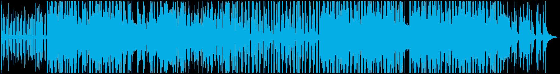 ダブスッテプ トラップ ヒップホッ...の再生済みの波形