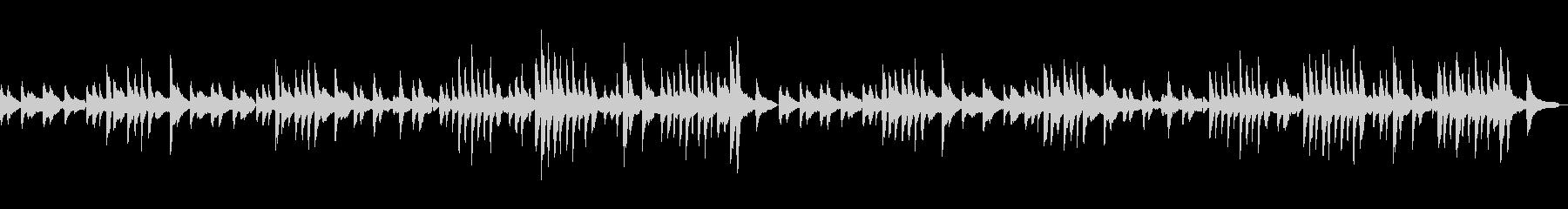 [サティ] ジムノペディ1番 ピアノ演奏の未再生の波形