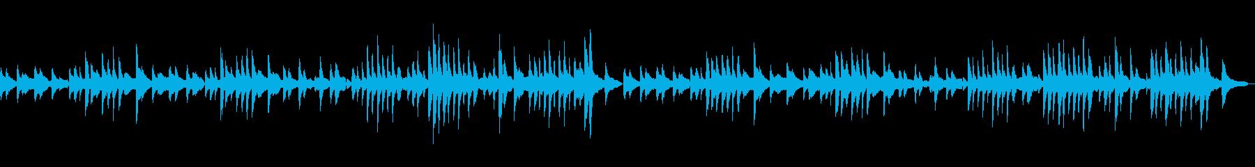 [サティ] ジムノペディ1番 ピアノ演奏の再生済みの波形