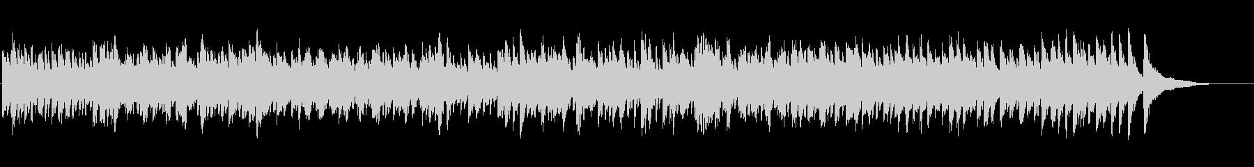 バッハ チェンバロ パルティータ1-1 の未再生の波形
