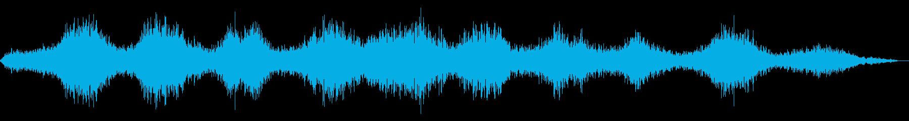 【ダークアンビエント】亡霊のすみかの再生済みの波形