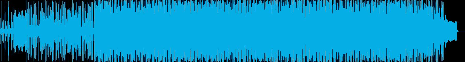 テレビゲーム 技術的な ハイテク ...の再生済みの波形