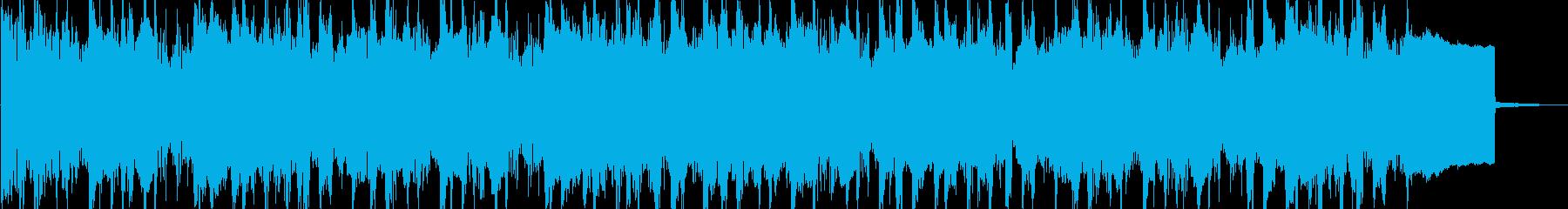 開放感のあるポップのんの再生済みの波形