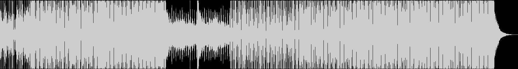 EDM ピアノ ネガティブ ダーク 混沌の未再生の波形