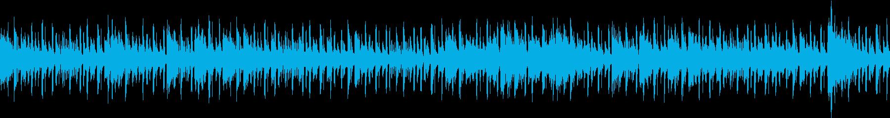 自動車のCM風な重厚なビートポップ30秒の再生済みの波形