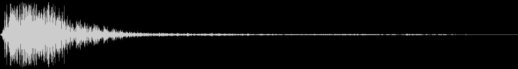 中世のウォーハンマー:金属シールド...の未再生の波形