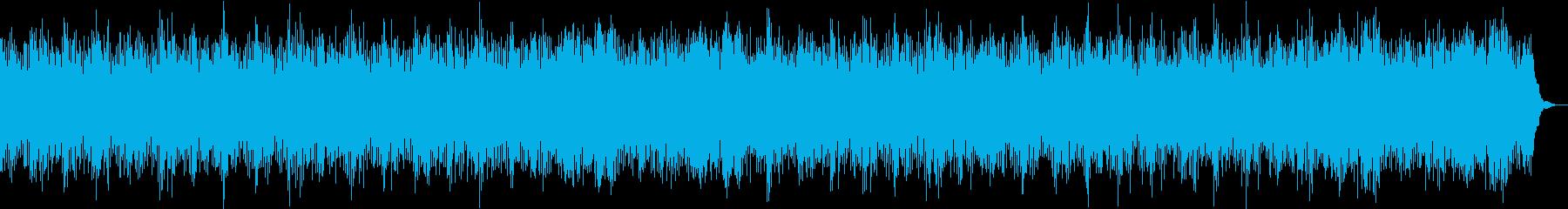 壮大・勇壮・パワフル・テクノオーケストラの再生済みの波形