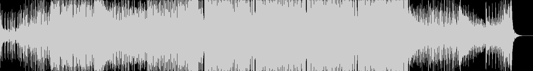 不気味なムーンバートンの未再生の波形