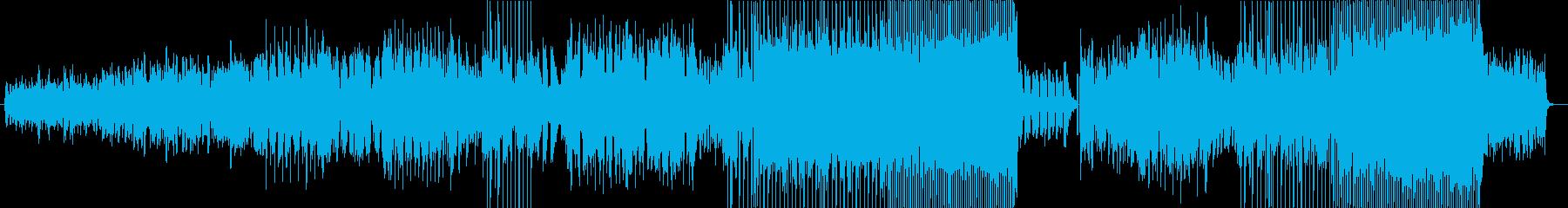 ダダの再生済みの波形