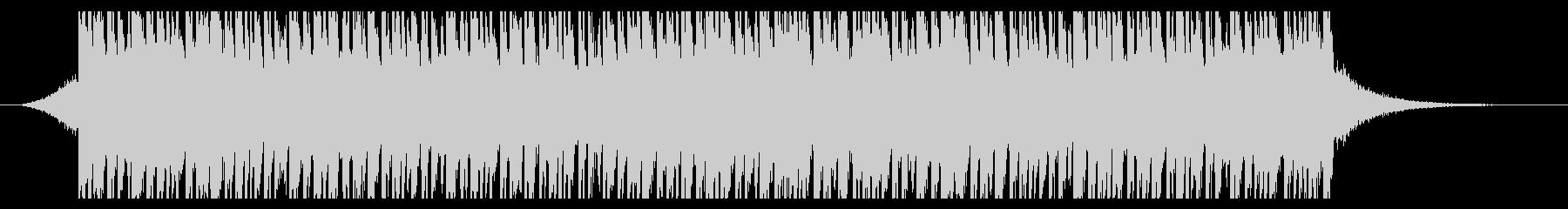サニーサマー(38秒)の未再生の波形