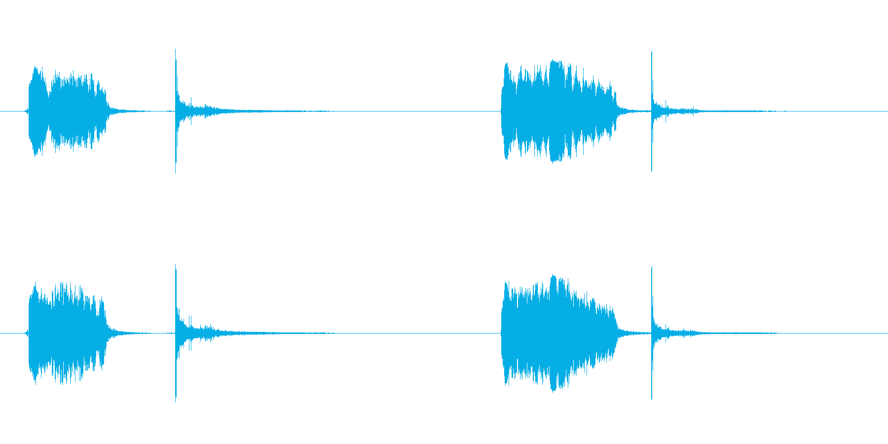 ロケット、スモール、ホイッスル、バ...の再生済みの波形