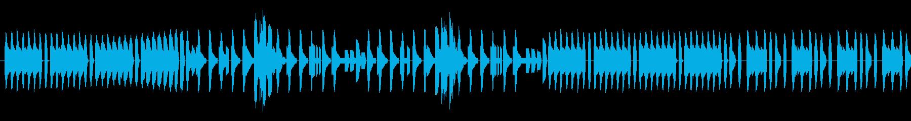 ゲーム/飛空/レトロ/シューティングの再生済みの波形