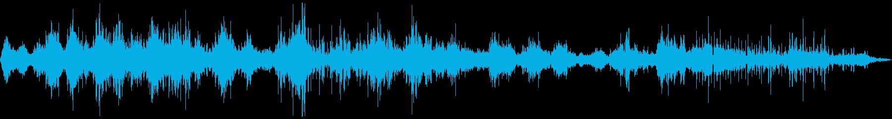 エイリアントラクタービームシーケン...の再生済みの波形
