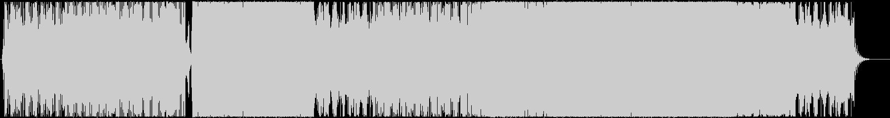 希望-PV-爽やか-空-ポジティブ-爽快の未再生の波形