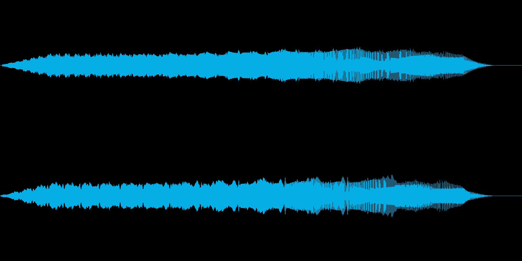 TVFX テンションDown↓↓ SE2の再生済みの波形