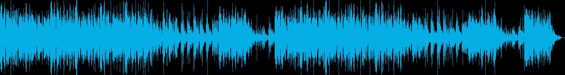 無になれるBGM・瞑想・ヨガ…ループ可能の再生済みの波形