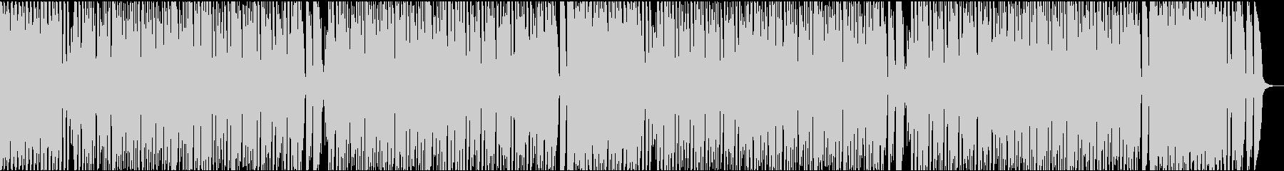 7秒でサビ、電子音コミカル/カラオケの未再生の波形