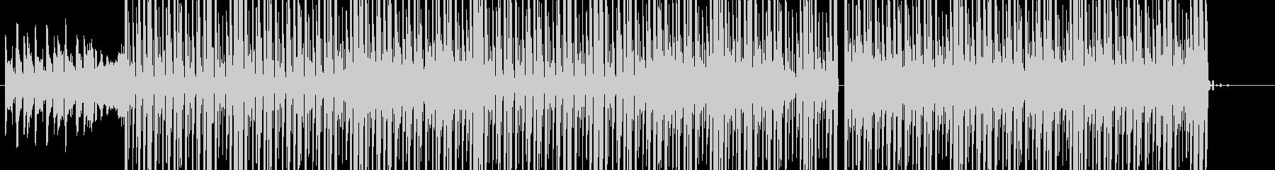 ヒップホップ楽器。圧倒的な都市の態...の未再生の波形