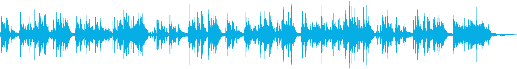 ハープ ハープ ハープ ハープ 無限光の再生済みの波形