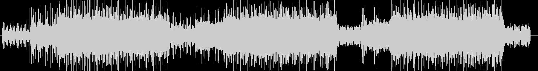 ROCK「DARK/ホラー」BGM285の未再生の波形
