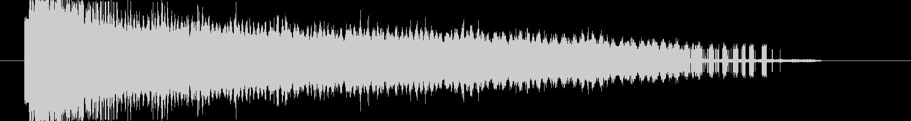 ディストーションスイープバージョン3の未再生の波形