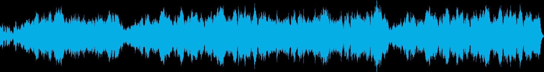 ほのぼのした日常系クラリネット ループ可の再生済みの波形