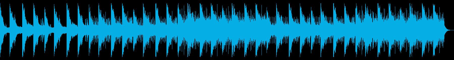 壮大。荘厳。エピックテイストBGM。2の再生済みの波形