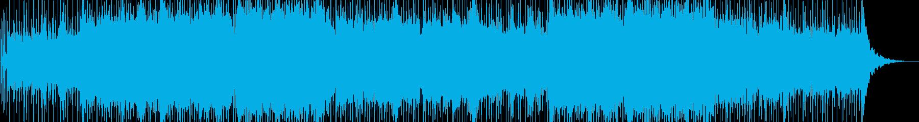 実験的な岩 バックシェイク 感情的...の再生済みの波形