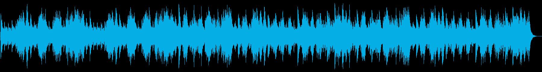 G線上のアリア crystalの再生済みの波形