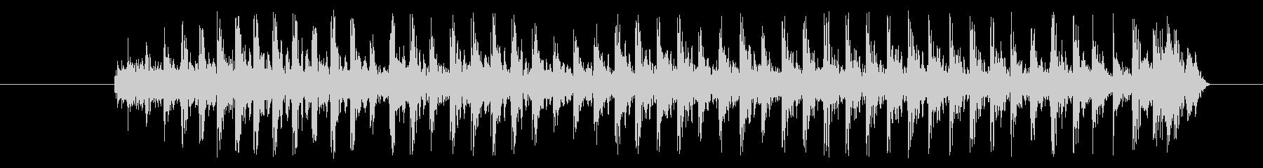 機械 ドリルストーン02の未再生の波形