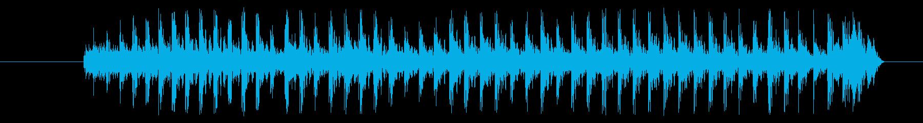 機械 ドリルストーン02の再生済みの波形