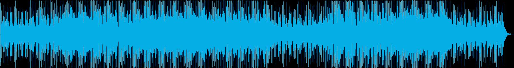 前向き明快なユクレリの再生済みの波形