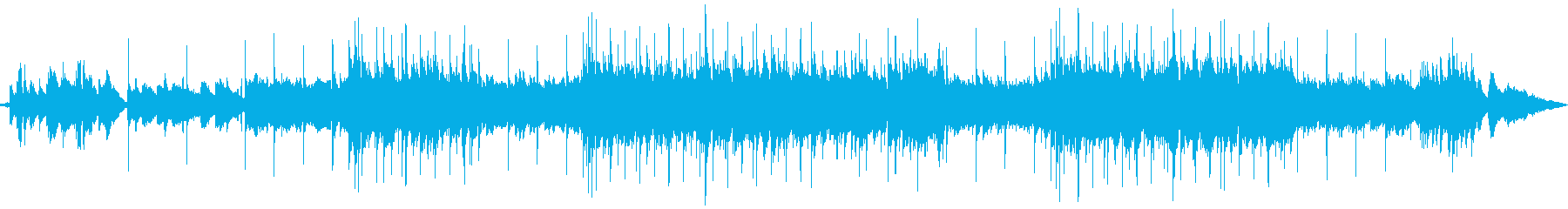 フルオーケストラのバラード。ノスタ...の再生済みの波形