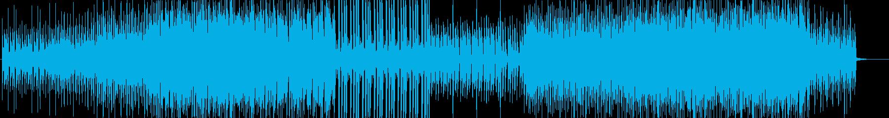 PV-星空★-ダンスポップ・エレクトロの再生済みの波形