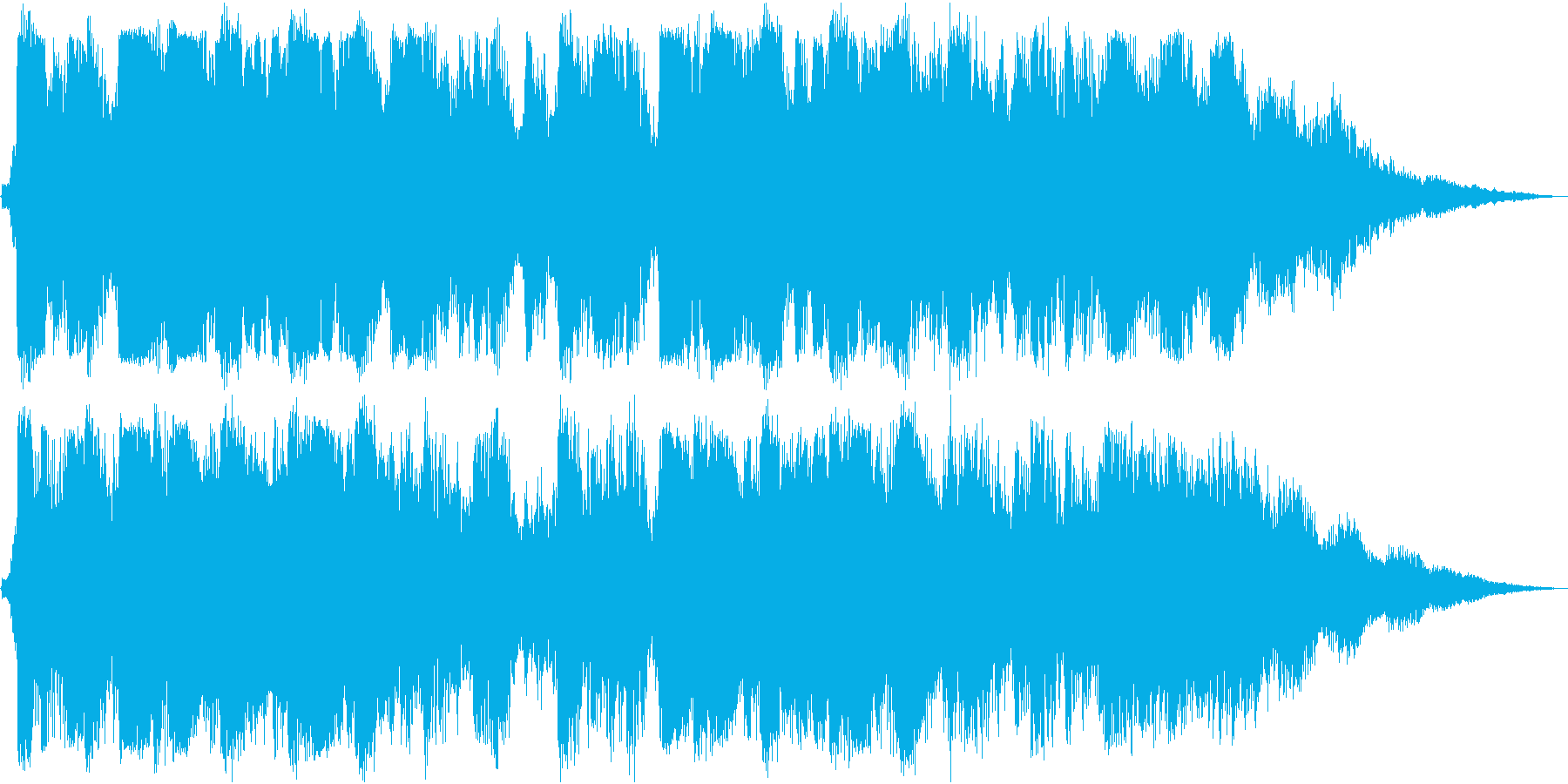 【15秒】きらめく海・夏/TVCM用 の再生済みの波形