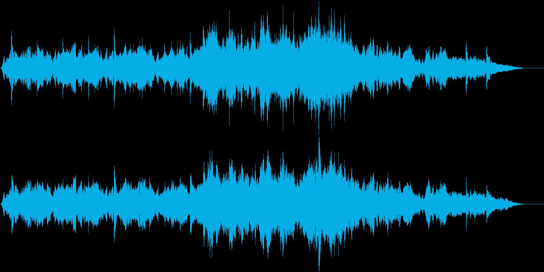 ダニーボーイ/バイオリン/ケルト/生演奏の再生済みの波形