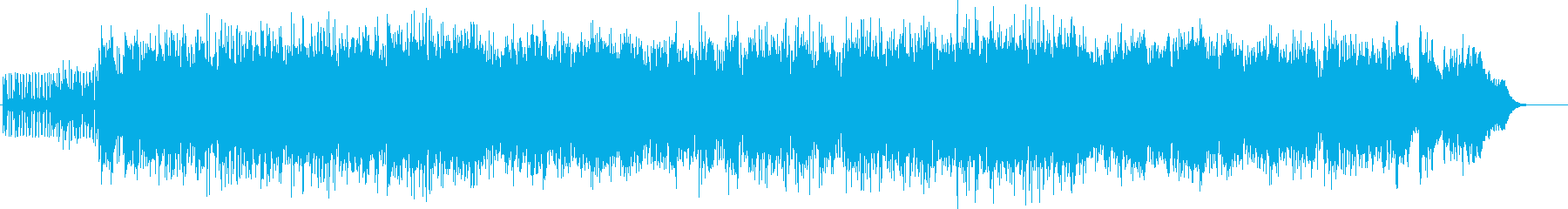 Electronic's reproduced waveform
