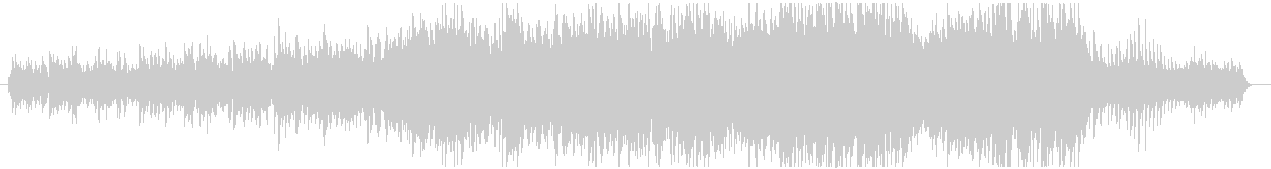 Passionate Piano's unreproduced waveform