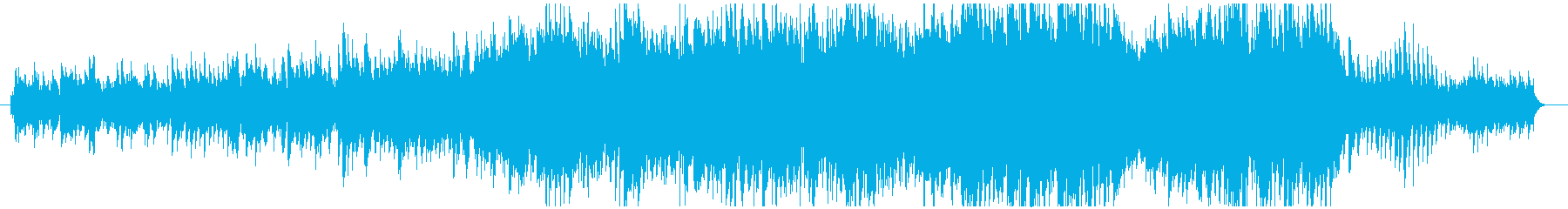 Passionate Piano's reproduced waveform