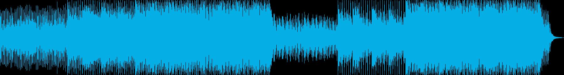 Infinity Presentatioの再生済みの波形