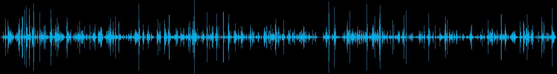 キー キーホルダーミッドサイズラト...の再生済みの波形