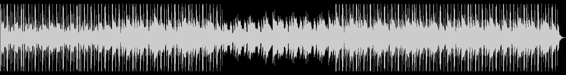 溶けそうなR&B_No635_1の未再生の波形