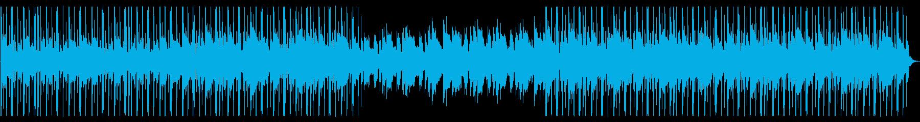 溶けそうなR&B_No635_1の再生済みの波形
