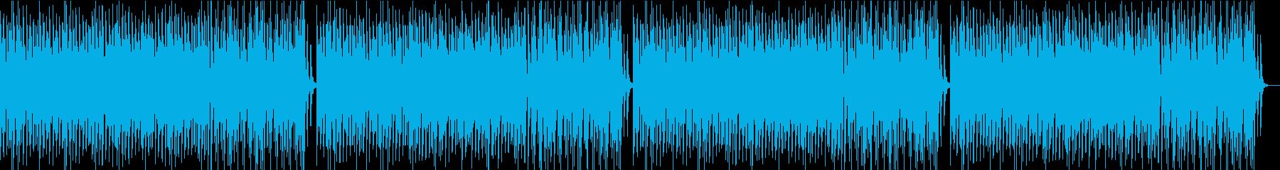 コミカルオーケストラ/静かめの再生済みの波形
