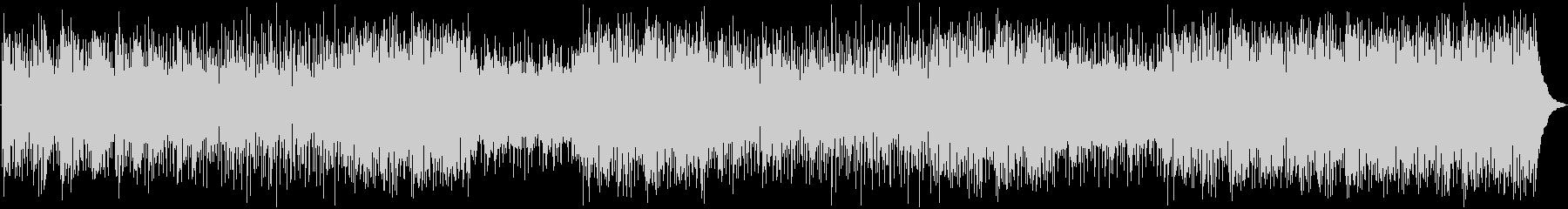エレクトリックピアノ、アコースティ...の未再生の波形